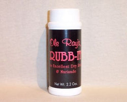 Ole Ray's Rubb-It Dry Rub
