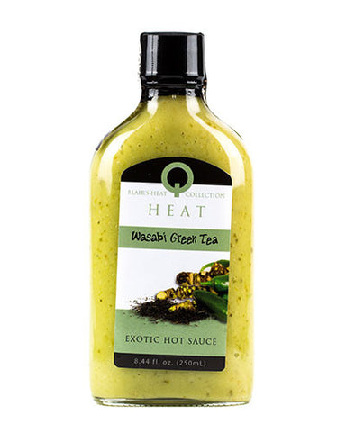 Blair's Heat Wasabi Green Tea Hot Sauce