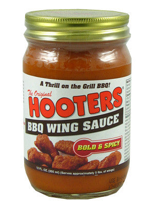 Hooters Bold & Spicy BBQ Wing Sauce