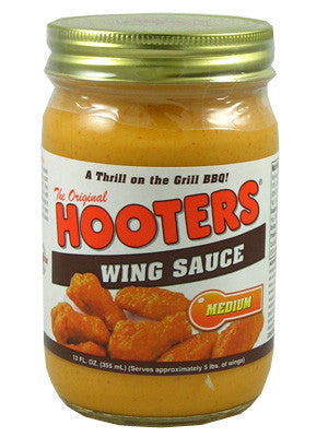 Hooters Medium Wing Sauce