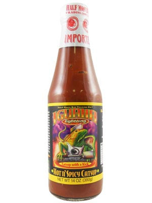 Iguana Hot N Spicy Catsup