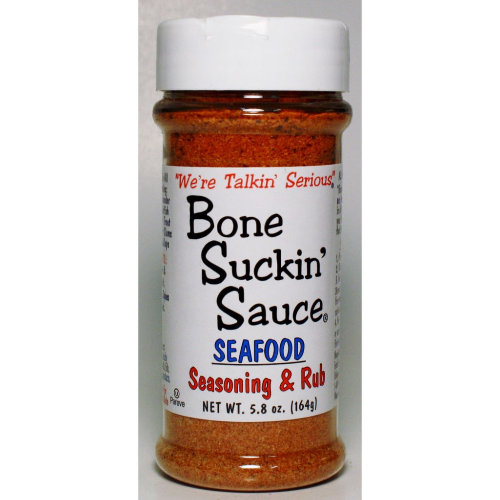 Bone Suckin' Seafood Seasoning And Rub