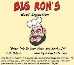 Big Ron's Beef Injection: