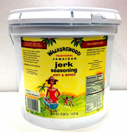 Walkerswood Hot Jamaican Jerk Seasoning - 9.25lb