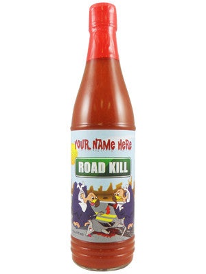 Road Kill Hot Sauce - Louisiana Style Cayenne