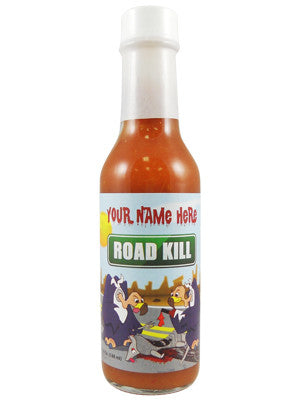 Road Kill Hot Sauce - Caribbean Habanero