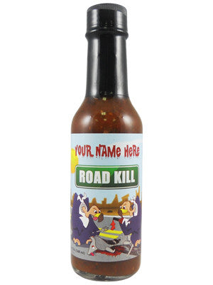 Road Kill Hot Sauce - Chipotle