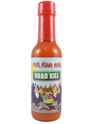Road Kill Hot Sauce - Habanero