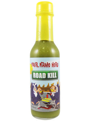 Road Kill Jalapeno Hot Sauce