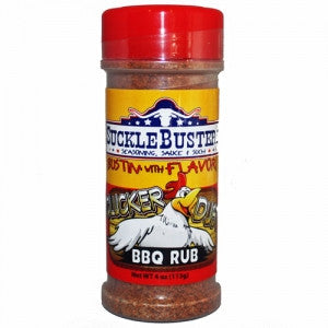 Sucklebusters Clucker Dust BBQ Rubs 4 oz