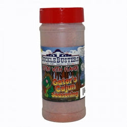Sucklebusters Gators Cajun Seasoning 12 oz