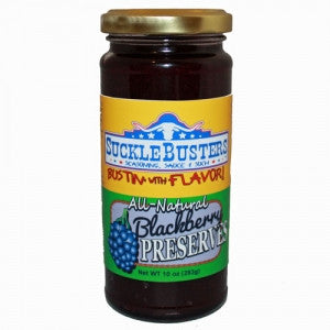 Sucklebusters Blackberry Preserves Pepper Jelly