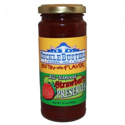 Sucklebusters Strawberry Preserves Pepper Jelly