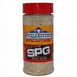 Sucklebusters SPG BBQ Rubs 14.25 oz