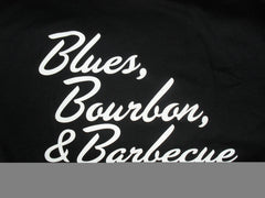 Blues,Bourbon and Barbecue