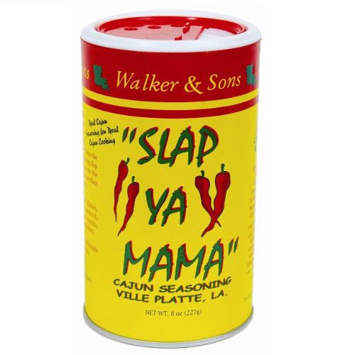 Slap Ya Mama Original Cajun Seasoning - 8oz