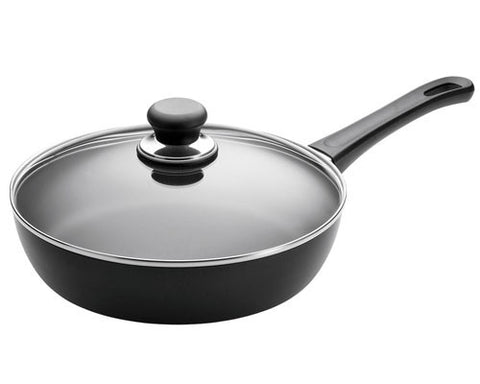 Scanpan Classic 8 in. Saute Pan with Lid