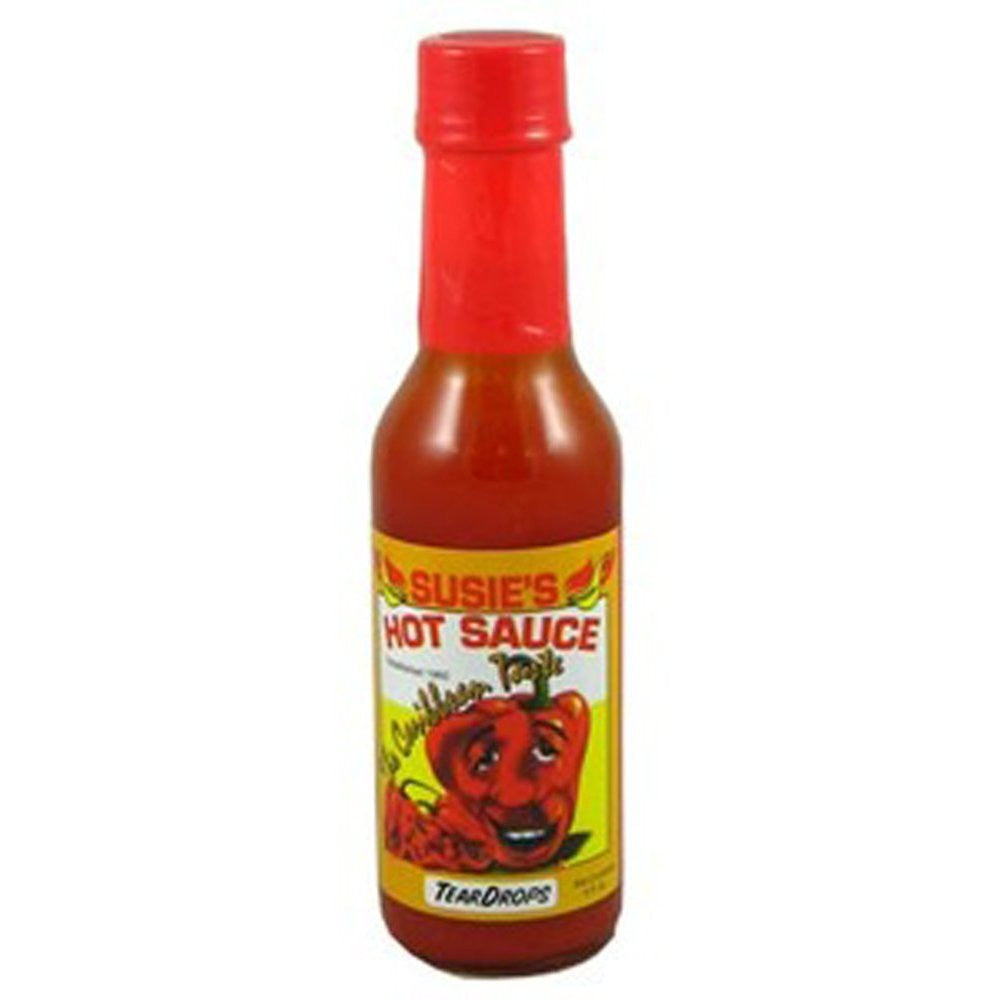 Susie's Teardrops Hot Sauce