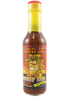 Tahiti Joe's Smokin Kona XX Chipotle Heat Pepper Sauce