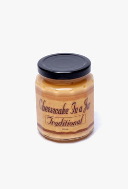 Traditional Cheesecake In A Jar Case of 12