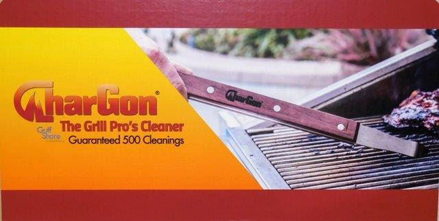 CharGon Grill Cleaner