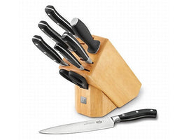 Victorinox Forged Professional 8 pc Block Set