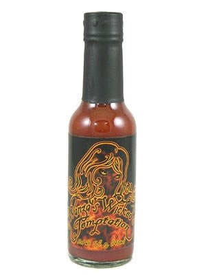 Wanza's Wicked Temptation Hot Sauce