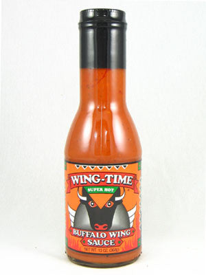 Wing Time Super Hot Buffalo Wing Sauce