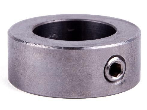 15mm Stainless Steel Solid Shaft Collar MSSC-15 | Solid Shaft Collar | Inertia Industrial