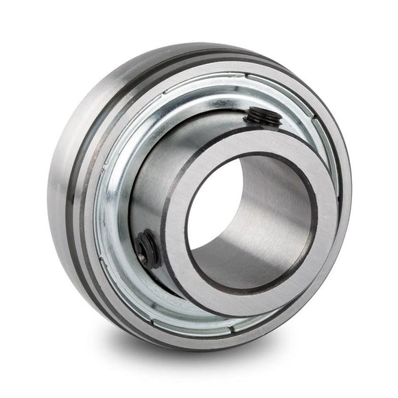 SB206-17 Set Screw Insert Bearing | SB 200 Series | Inertia Industrial