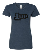 1up - T-Shirt - Women - Navy