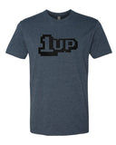 1up - T-Shirt - Men - Navy