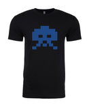 8-bit Alien - T-Shirt - Men - Black