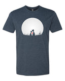 Cat's Love - T-Shirt - Men - Navy