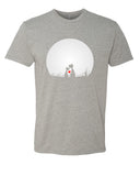 Cat's Love - T-Shirt - Men - Gray