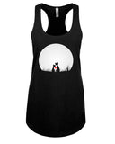 Cat's Love - Racerback - Women - Black