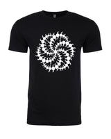 Crop Circle Milk Hill - T-Shirt - Men - Black