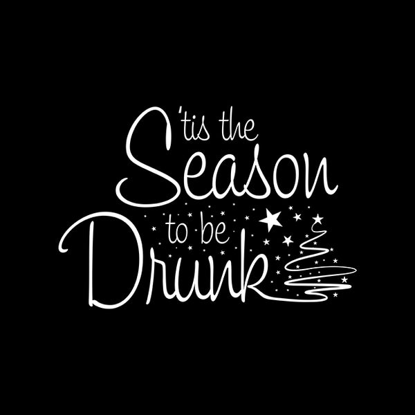 'Tis the Season to be Drunk