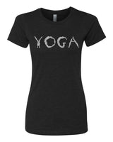 Yoga - T-Shirt - Women - Black