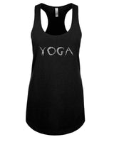 Yoga - Racerback - Women - Black