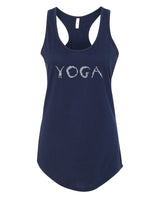 Yoga - Racerback - Women - Navy