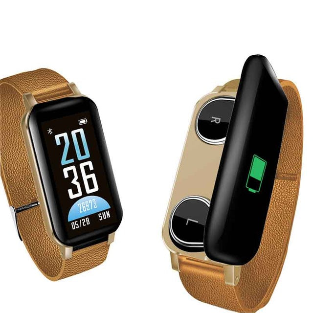 Watch + Wireless Earbuds