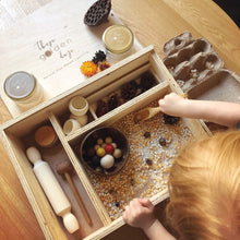 Load image into Gallery viewer, Natural Sensory Play Kit