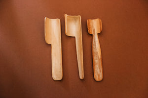 Bamboo Spoons Set of 3