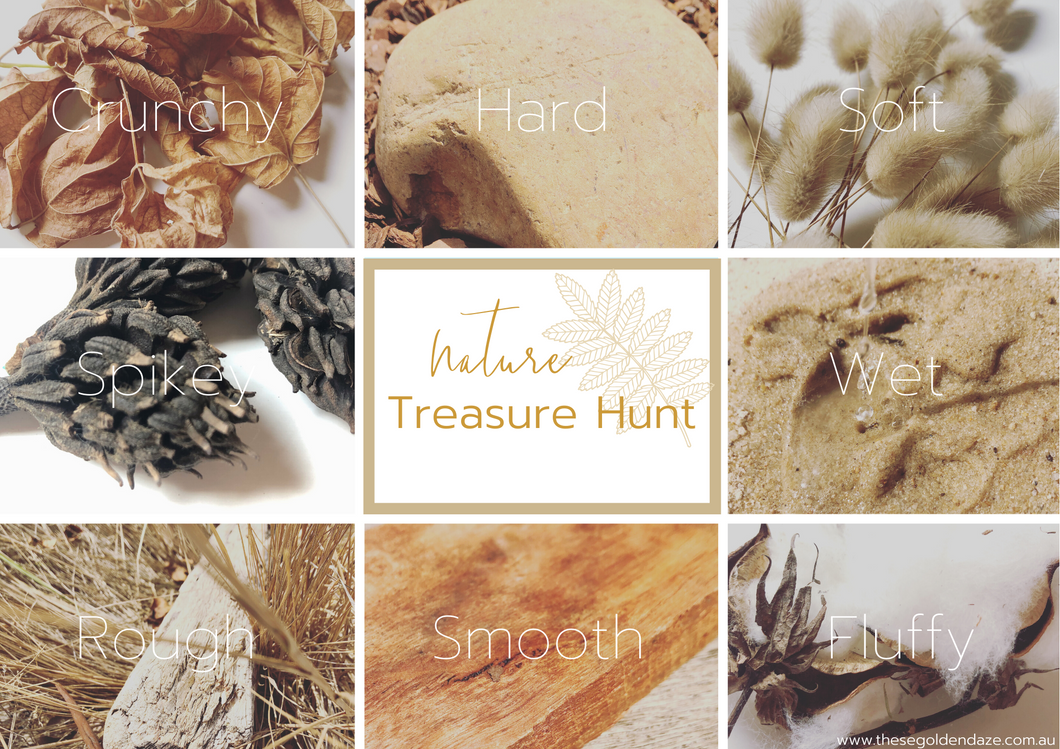 Nature Treasure Hunt- FREE DIGITAL DOWNLOAD