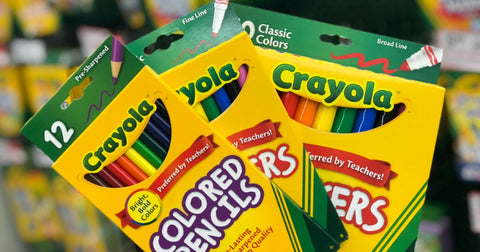 24 School Supplies Only $9 at Dollar General | Just Use Your Phone