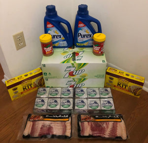 My 3/25 Publix Trip – $99.77 for $35.91 or 64% Off