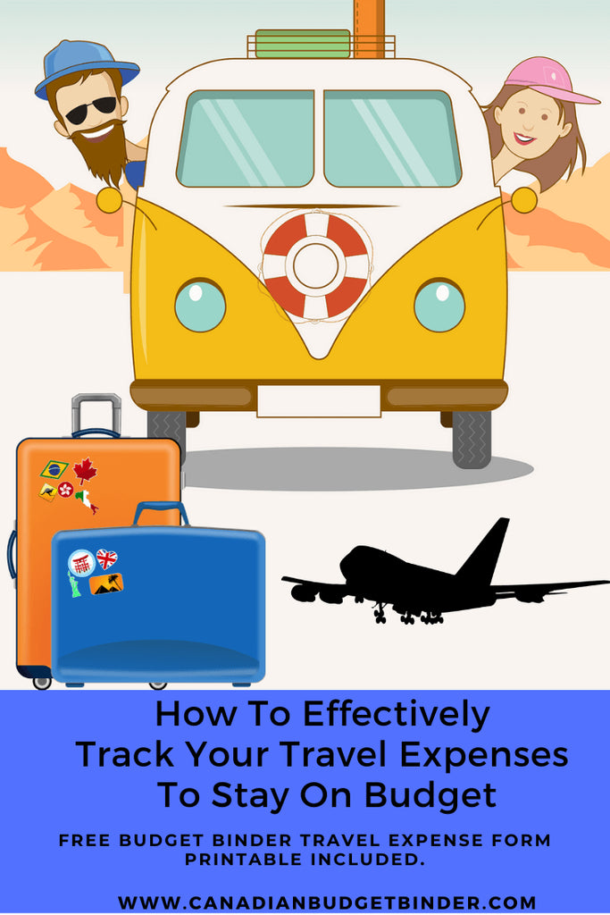 Spend Less And Travel More By Tracking Your Travel Expenses