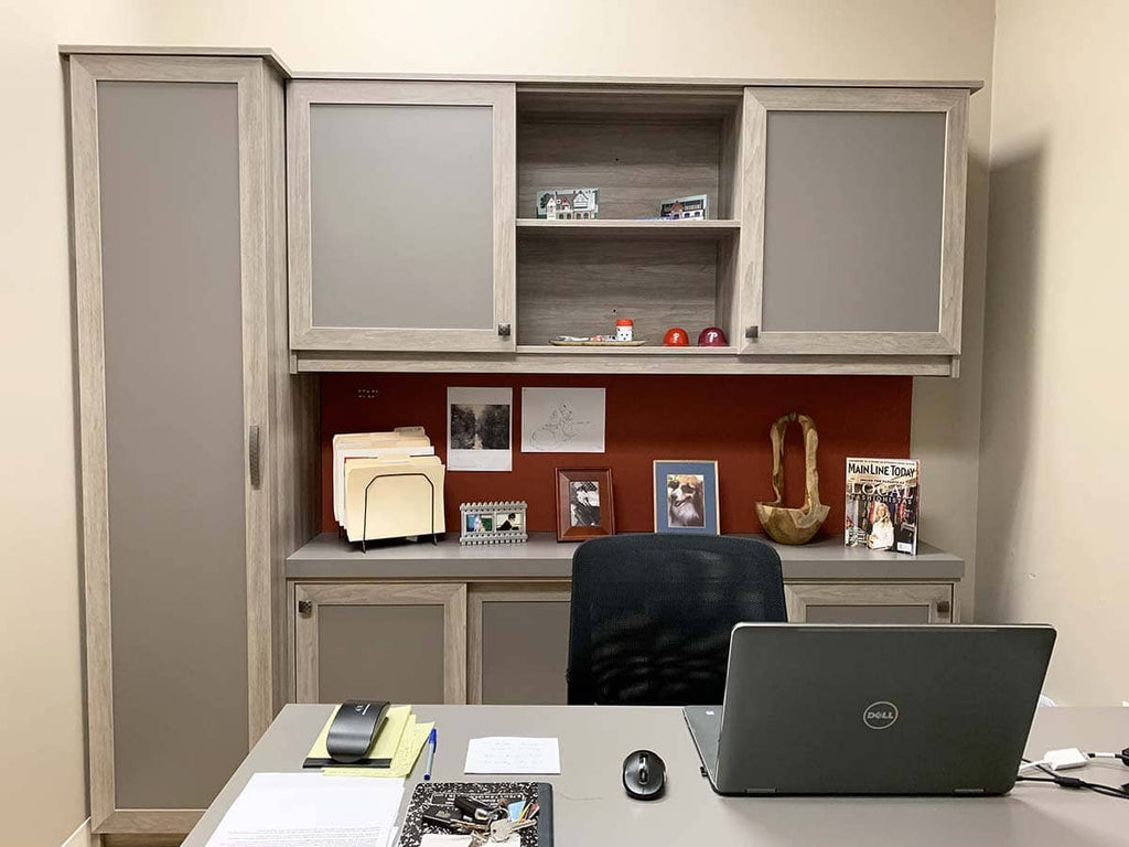 Organization Inspiration: 8 Creative Home Offices
