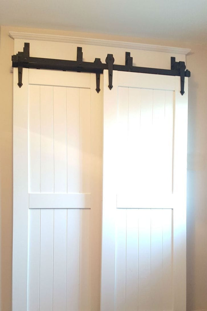 Excellent Barn Door Closet Hardware